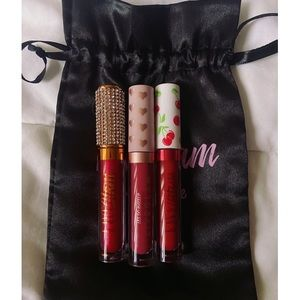 Live Glam liquid lipsticks (Brand new)